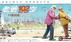 《老爸102岁》:为何看似欢乐的成了超级催泪弹?