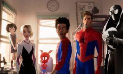 《蜘蛛侠:平行宇宙》北美口碑解禁,观众大赞圈粉无数