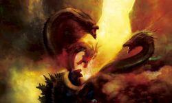 《哥斯拉2:怪兽之王》新剧照和海报双发 怪兽现身!