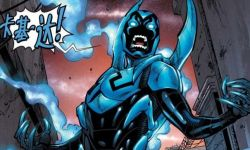 DC筹拍超级英雄《蓝甲虫》 第三代蓝甲虫同有寄生元素