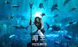 《海王》本周五强势登陆!带你进入前所未有的海底世界