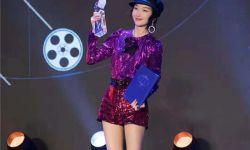 周冬雨三登华语电影传媒大奖 获最受欢迎演员奖项