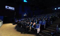 CGS中国巨幕版新片发布举办 中国力量走向世界