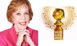 金球奖颁首个电视类终身成就奖 88岁卡洛尔伯纳特获奖