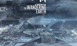"""《流浪地球》发布""""行星发动机全景版""""海报 震撼呈现"""