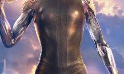 《阿丽塔》正式海报出炉 女主角全副武装霸气登场