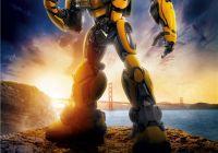 《大黄蜂》IMAX专属海报曝光 大黄蜂回归初代