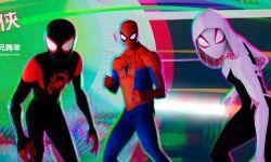 《蜘蛛侠:平行宇宙》主题曲点击破亿 掀起全球狂热!