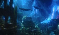 《海王》漂浮感竟源于此 海底生物概念图美到窒息