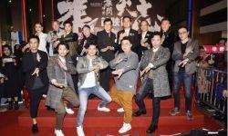 《叶问外传:张天志》香港首映 谭耀文与叶问结缘