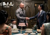 《張天志》上映 詠春張晉與好萊塢摔角巨星實力較量