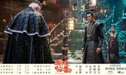 古天乐拍《武林怪兽》支持中国特效 分享个人爱好