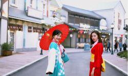 """给春节加点""""唐""""!华谊兄弟电影世界(苏州)打造唐风主题新年"""