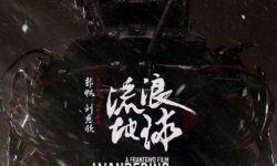 刘慈欣《流浪地球》IMAX版海报 宇航员背影震撼