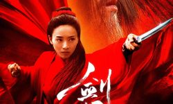 电影《剑归何处》预告海报双发 张本煜刺杀江湖