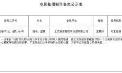 又一部中国版《情书》 刘震云女儿执导王蕙玲编剧