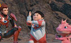 《奥特曼崛起》入驻儿童动画电影高分俱乐部