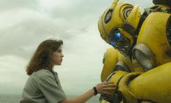 《大黄蜂》距离10亿票房仅一步之遥 《死侍2》领跑
