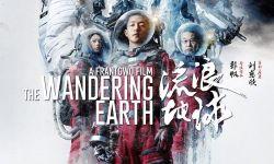 流浪地球3天票房168万美元超美人鱼,创海外限定上映近年最佳