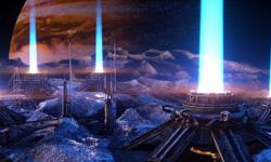 当《流浪地球》撞进科幻LED屏 三星Onyx影厅带来视觉震撼