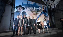 《阿丽塔》日本首映 原著作者赞:比我想象得精彩