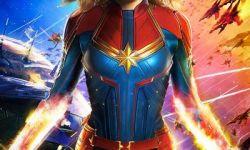 《惊奇队长》北美预售排漫威第三,仅次于《黑豹》《复联3》