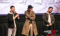 《流浪地球》北美路演 观众:希望中国电影走出国门