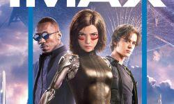《阿丽塔》IMAX首周末收6100万元