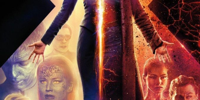 《X战警:黑凤凰》发布最新版海报