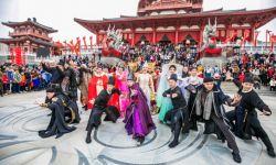 实景造梦,玩转电影 华谊兄弟电影世界即将首次亮相2019苏州国际旅游展