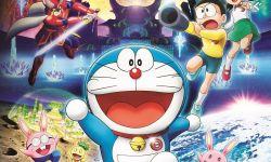电影《哆啦A梦:月球探险记》日本上映历代最佳受好评