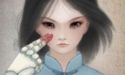 电影《阿丽塔》破8亿 中国艺术家献手绘致敬原著作者