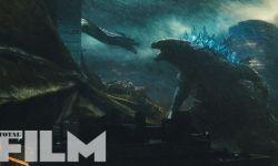 电影《哥斯拉2》曝剧照 多种怪物现身人类陷入困境