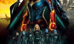 电影《惊奇队长》在韩国遭大量1分差评,首映票房却破纪录