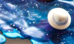 电影《流浪地球》片尾动画特辑与艺术海报双发 致敬原著