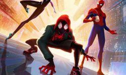 电影《蜘蛛侠:平行宇宙》动画电影新标杆即将全网上线
