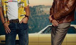 电影《好莱坞往事》曝首张海报 小李子、皮特双双亮相