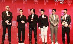 电影《沉默的证人》香港首映 任贤齐演悍匪暴打张家辉