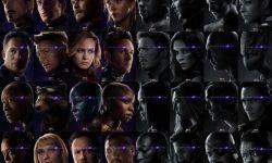 电影《复联4》发人物海报,整整32张创影史又一项纪录!