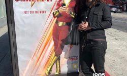"""电影《雷霆沙赞!》上映在即 DC""""一哥""""海王力挺小弟"""