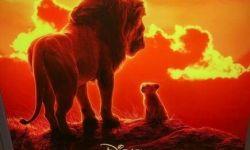 """真人版《狮子王》发布新海报 雄狮""""英雄迟暮"""""""