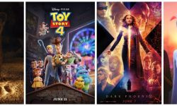 迪士尼发布2019年超豪华片单 22部承包你的钱包