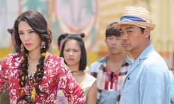 电影《我的宠物是大象》4.12孔维搭档刘青云饲养大象