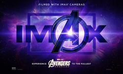 电影《复仇者联盟4》发IMAX无界海报 26%增幅画面更震撼