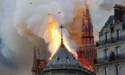 心痛!巴黎圣母院大火 电影