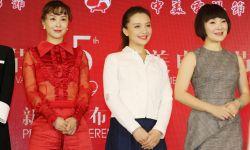 孙茜应邀出席中美电影节发布会 将用更好的作品回馈观众