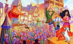 迪士尼捐500万美元复建巴黎圣母院 戛纳将发起好莱坞筹款