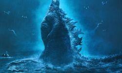 电影《哥斯拉2:怪兽之王》曝光海报 哥斯拉放出绝招