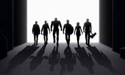 电影《复仇者联盟4》最新艺术海报曝光 倒影暗藏玄机