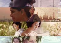 金砖五国合作影片《半边天》预告海报双发 王珞丹出演